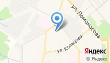 Кировский механико-технологический техникум на карте