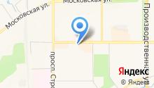 Pedant Киров на карте