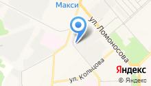 DS-SERVICE на карте