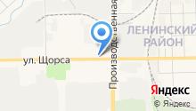 LoungePuf на карте