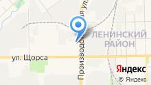 GURU на карте