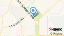 DЕРZКИЙ ЕНОТ на карте