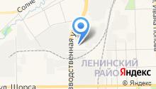 KERAMIKA PRO на карте