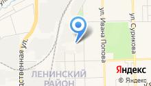 QUBE на карте