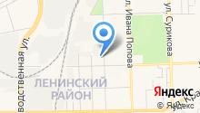 MoDiz на карте