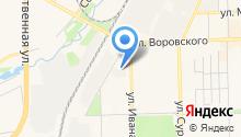 Ecoincubator.ru на карте