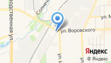 NTyre на карте