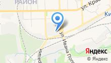 NOVOTEX-КИРОВ на карте
