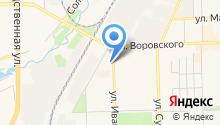 КлючОптСервис на карте