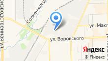 1000 МЕЛОЧЕЙ на карте