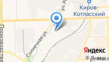kirov. vetro на карте