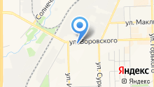 Axelot на карте
