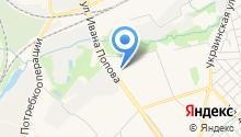 KekS & KrenDel на карте