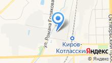 Avtogarant на карте