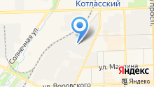 Donor на карте