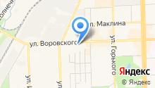 ELEGANTE на карте