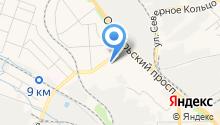 ChityCar на карте
