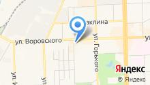 Comilfo на карте