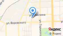 iВсячина на карте