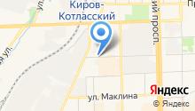 ONE LOVE на карте