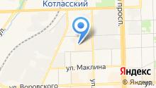 A.dress на карте