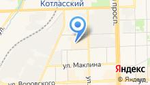 INDOOR KIROV на карте