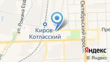 Carman на карте