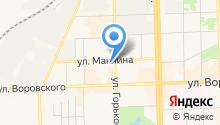 Металлпромкомплект на карте