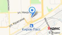 Mobi43.ru на карте