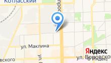 ADS+ на карте