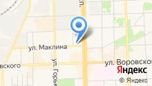 Cityitman на карте