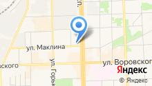 Lambre на карте