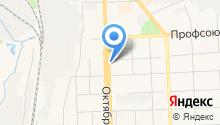 Chat-club на карте