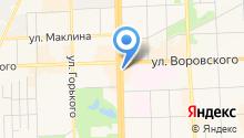 Love Ponchik на карте