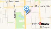 burda на карте