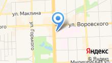 Infinitime на карте