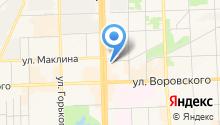 OSCAR на карте