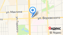 Epatage на карте