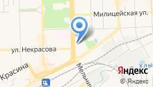 3 отряд федеральной противопожарной службы по Кировской области на карте