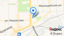 3 отряд ФПС по Кировской области на карте