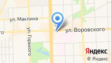 BlackStore на карте