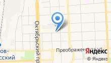 OSSO на карте