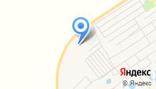Волжская фабрика упаковки на карте