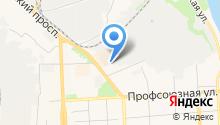KOD design на карте