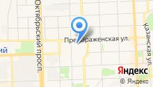 AvtoKirov на карте