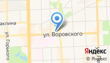 Letim на карте