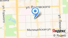 Микс на карте