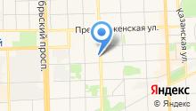 AvtoKirov - Аренда микроавтобусов,свадебное авто,Лимузины. на карте