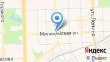 Mali на карте