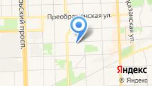 Landysh на карте